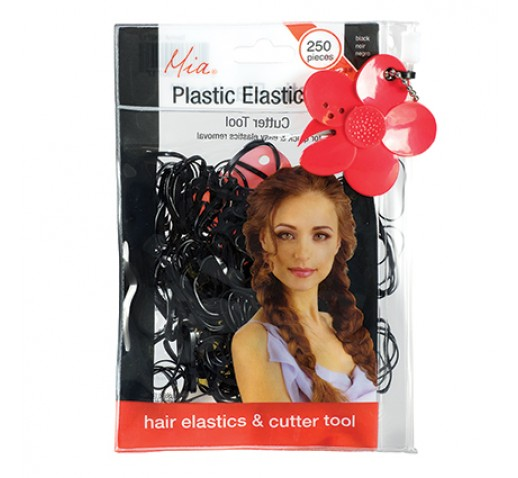 Mia Black Plastics 250PC