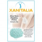 Xanitalia Aloe Vera Pelables Samples 80G