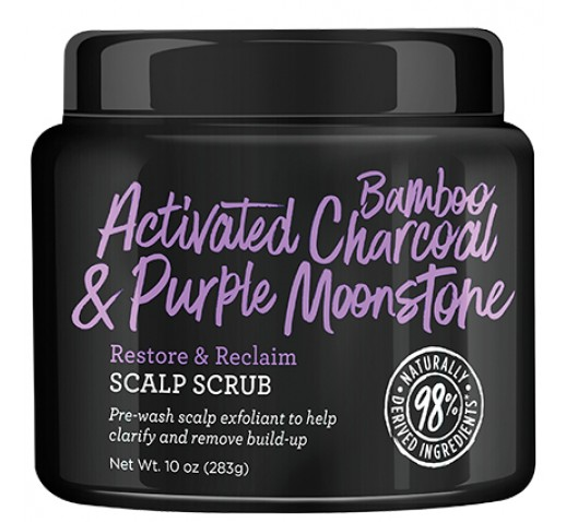 Not Your Mothersnatural Bamboo Charcoal Scalp Scrub 283g