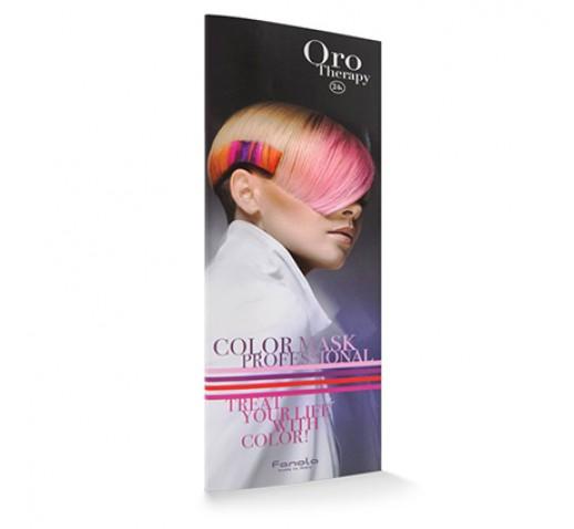 Fanola Colour Chart 9 Swatches