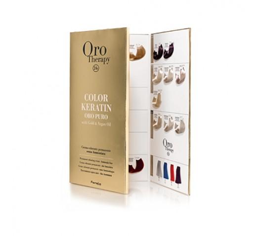 Oro Therapy Colour Chart Mini 68 Swatches