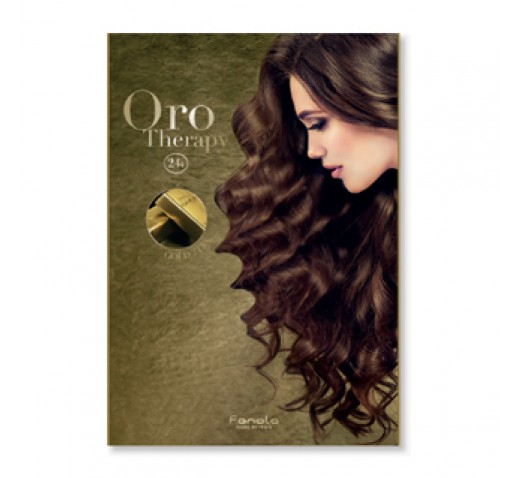 Oro Therapy 24k Poster