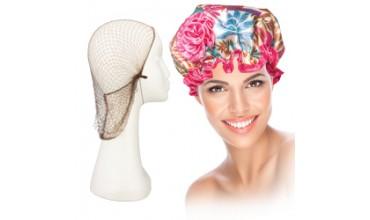 Hair Nets & Showercaps